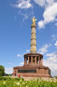 Bild Berliner Siegessäule