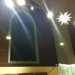 Bild: Ein Fenster der Heilandskirche