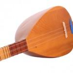 Bild: Musikinstrument Baglama